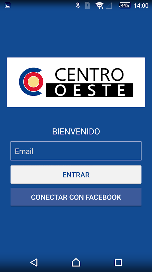 Centro Oeste- screenshot