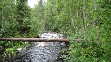 "Photo: Водопад ""Белые мосты"""
