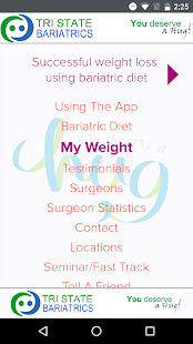 MapMyWeight- screenshot thumbnail