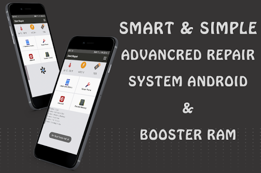Screenshot for Repair System Android , Fix Problems & Booster RAM in United States Play Store