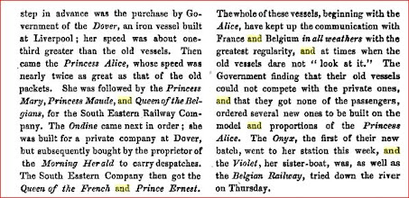 Photo: jeudi 5 fevrier 1846