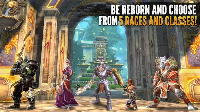 Order & Chaos 2: Redemption- screenshot