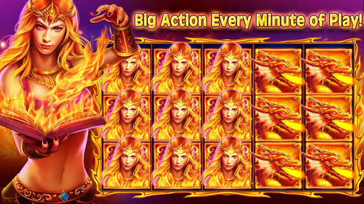 Fire Vegas Slots 2.6 screenshots 1