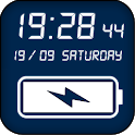 Phone & Battery Info Live Wallpaper icon