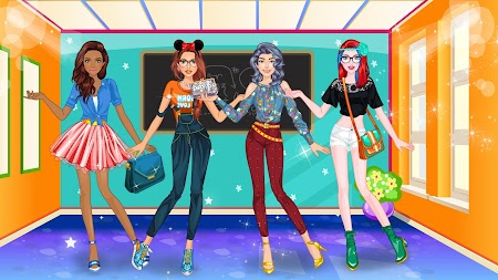 High School Dress Up For Girls APK screenshot thumbnail 10