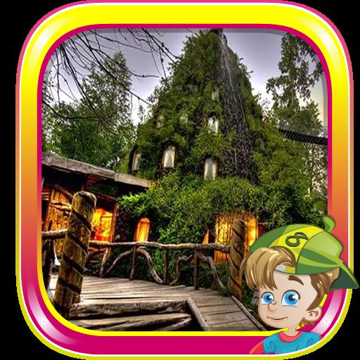 解谜のホテルラモンタナマギカエスケープ LOGO-記事Game