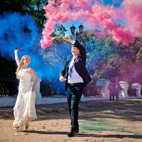 Wedding photographer Olga Kamenskaya (ivolgafoto). Photo of 16.11.2015