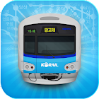 Korea Subway Info : Metroid icon