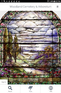 Woodland Cemetery & Arboretum Ekran Görüntüsü