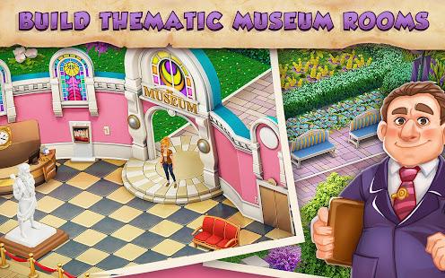 My Museum Story: Mystery Match 3