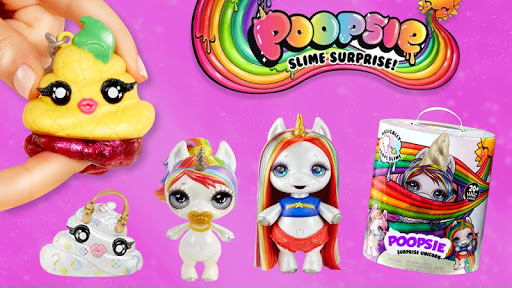 Unicorn Poop: Doll Slime Surprise Simulator android2mod screenshots 9