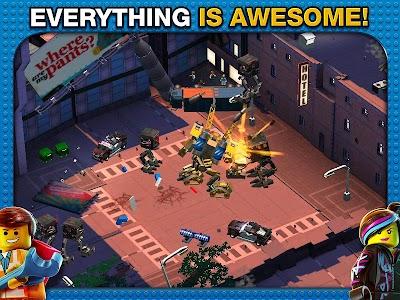 The LEGO ® Movie Video Game screenshot 5