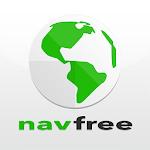 Navfree GPS World Icon