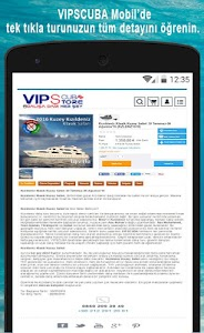 Vipscubastore.com screenshot 2