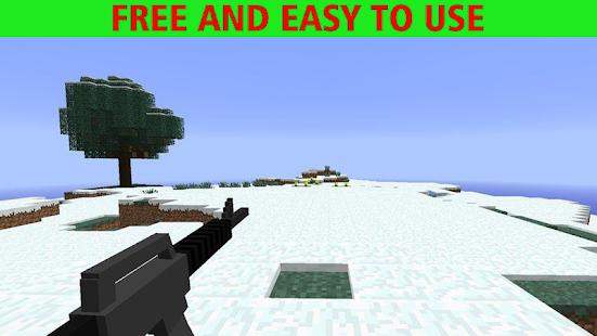 Guns Mod For Minecraft Apps Bei Google Play - Ich kann meinen minecraft namen nicht andern