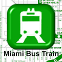 Miami Bus Train icon