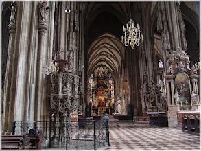 Photo: Catedral de San Esteban. Viena .http://www.viajesenfamilia.it/