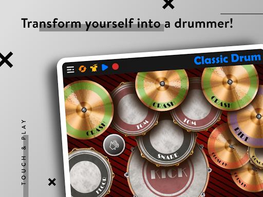 CLASSIC DRUM: Electronic Drums 6.7 screenshots 6