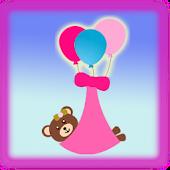Save Baby Bear Balloon Pop