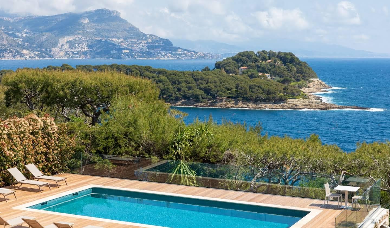Villa avec jardin et terrasse Saint-Jean-Cap-Ferrat