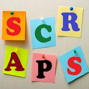 Scrap Notes -Type Paint Doodle