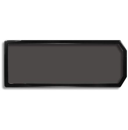 DEMCiflex magnetisk filtersett for Corsair 760T topp, sort