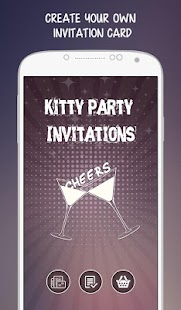 Kitty party invitations android apps on google play kitty party invitations screenshot thumbnail stopboris Gallery