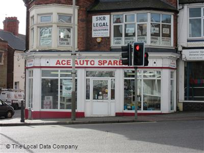 Ace Auto Spares On Evington Road Car Accessories Parts In City