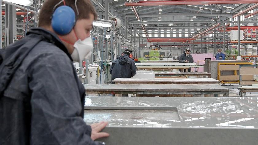 El PIB almeriense tiene uno de sus principales retos en incrementar el porcentaje del sector industrial.
