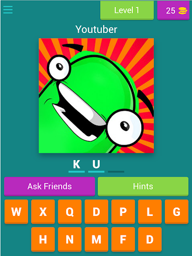 Youtuber Logo Quiz - Guess the Youtuber modavailable screenshots 5