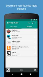 Schweizer Radio FM - náhled