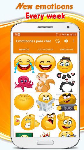 Emoticons, emoji stickers for whatsapp 3.0.0 screenshots 1