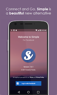 Simple for Facebook Pro 4.3.2 [Patched] Cracked Apk 1