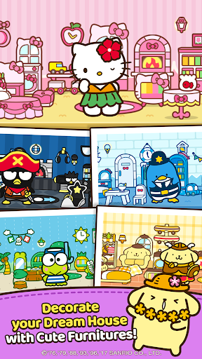 Hello Kitty Friends apklade screenshots 2