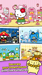 Hello Kitty Friends – Tap & Pop, Adorable Puzzles 4