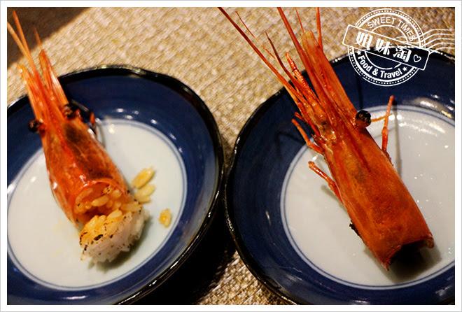 次郎本格日本料理牡丹蝦2