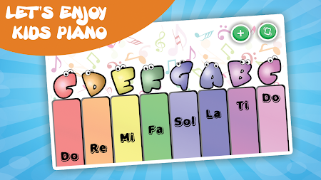 Kids piano 1.2.7 screenshot 205552