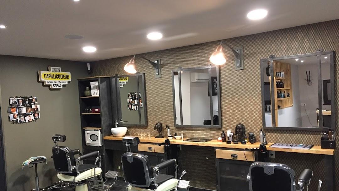 Juste Lui / Salon Coiffeur homme-Barbier - Coiffeur Hommes ...