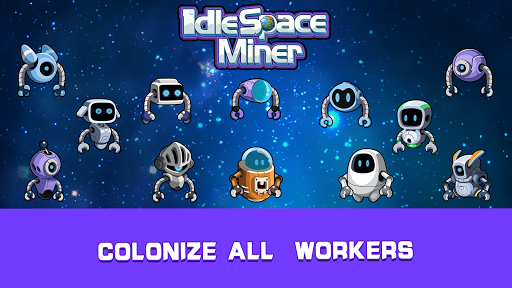 Idle Space Miner - Idle Cash Mine Simulator 1.3.4 screenshots 3