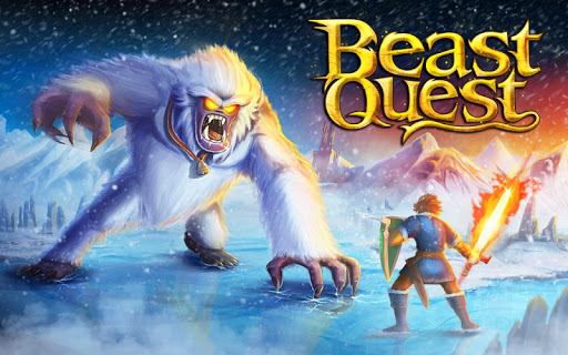 Beast Quest  captures d'écran 1