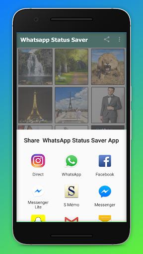 Status Saver : Download status for whatsapp 2020 1.8 screenshots 22