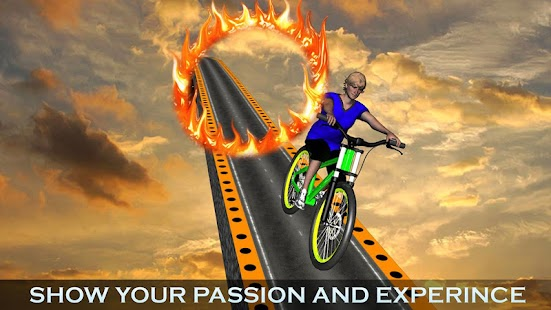 Download Impossible Bmx Stunts Racer 2017: Dangerous Tracks For PC Windows and Mac apk screenshot 2