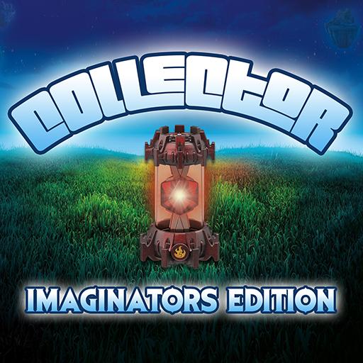 Collector - Imaginators Edn. 書籍 App LOGO-硬是要APP