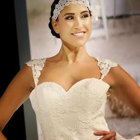 Smile by Michael Michael - Wedding Bride ( wedding photography, wedding, wedding dress, wedding photographer, bride,  )