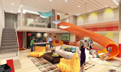 The Ultimate Family Suite on Symphony of the Seas.