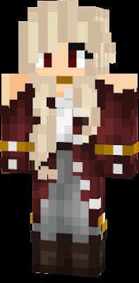 Pirate Girl Nova Skin