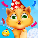 Kitty Birthday Party icon