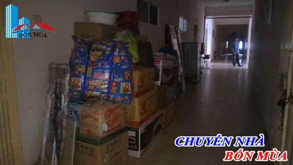 chuyển nhà trọn gói tại linh đàm uy tín