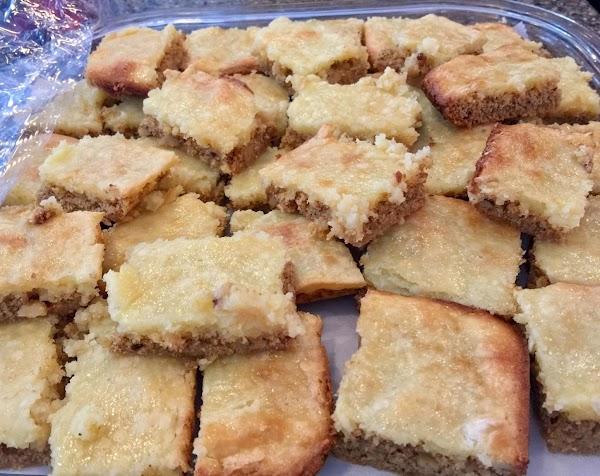 Katherine's Gooey Butter Cake Recipe
