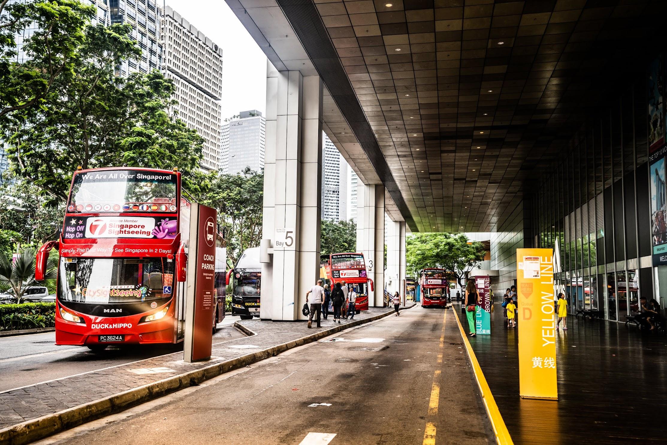 Singapore Bus2